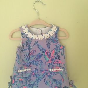 Lilly Pulitzer dress - 3/6 months